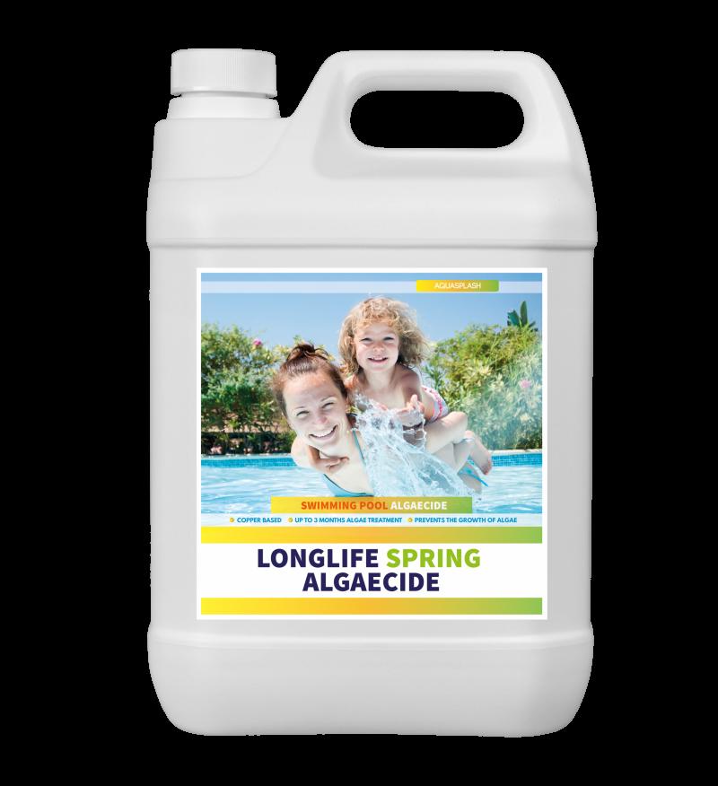 SPRING-LONGLIFE-ALGAECIDE
