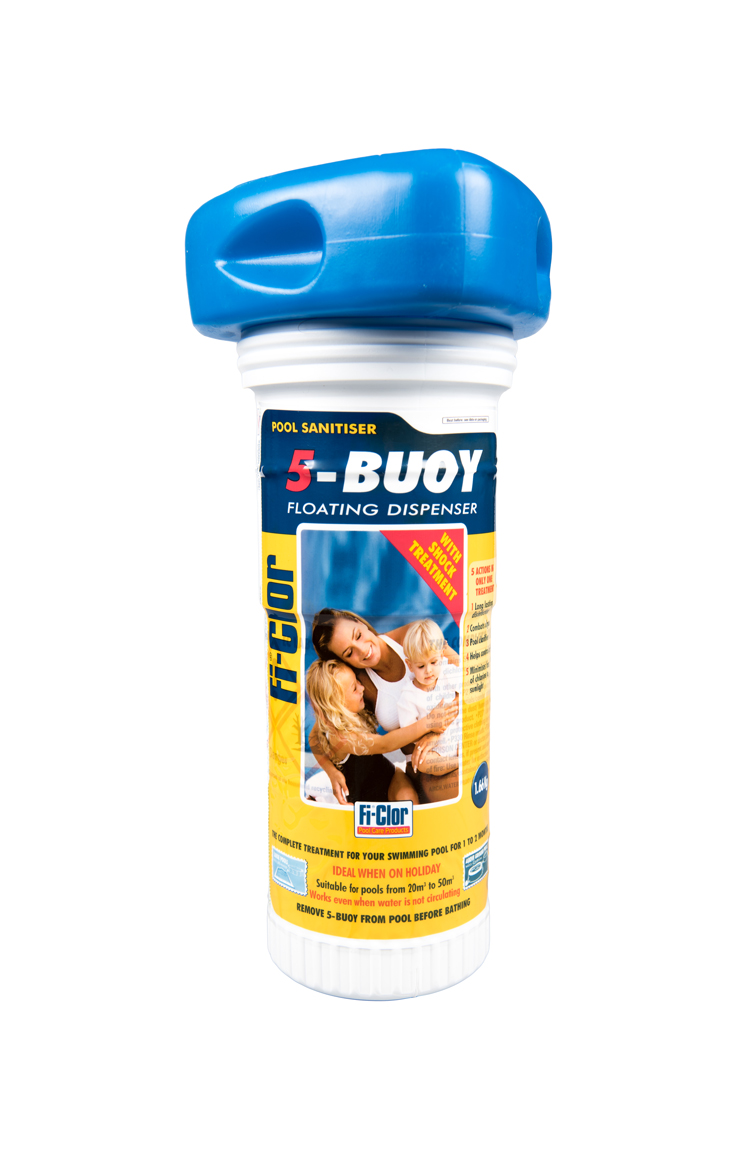 Fi-clor buoy