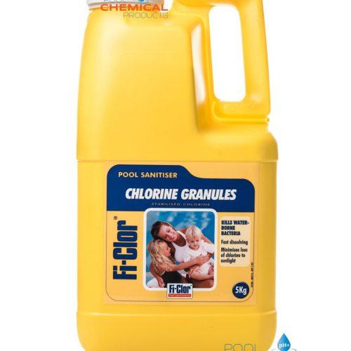 Fi-Clor Chlorine Granules 5kg
