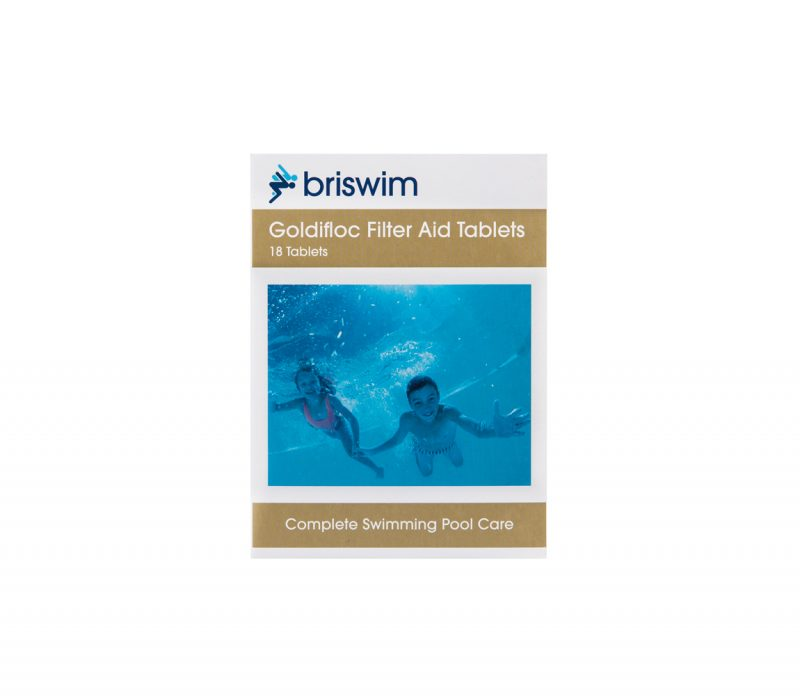 goldifloc filter aid tablets