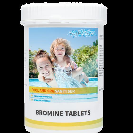 bromine tablets 1kg