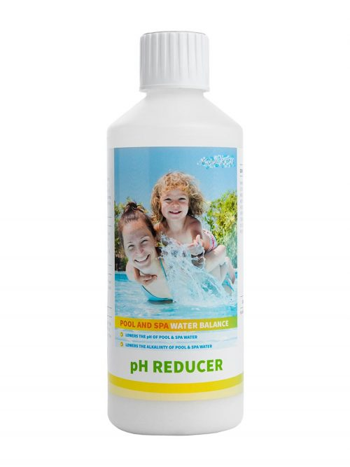 500grams aquasplash ph reducer ph minus pool and spa chemicals