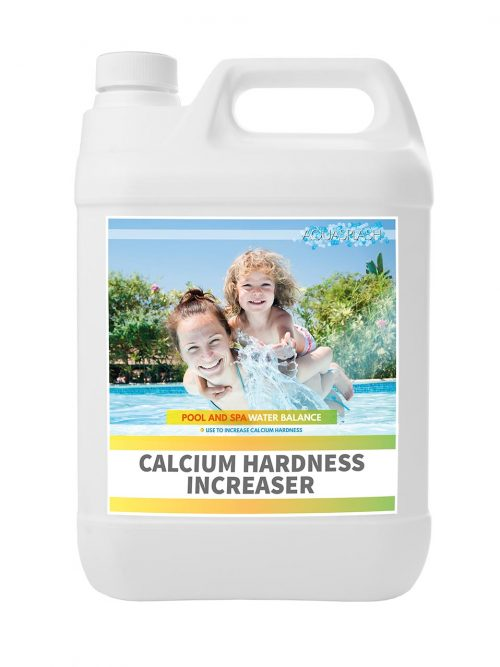 5kg aquasplash calcium hardness increaser plus swimming pool chemicals