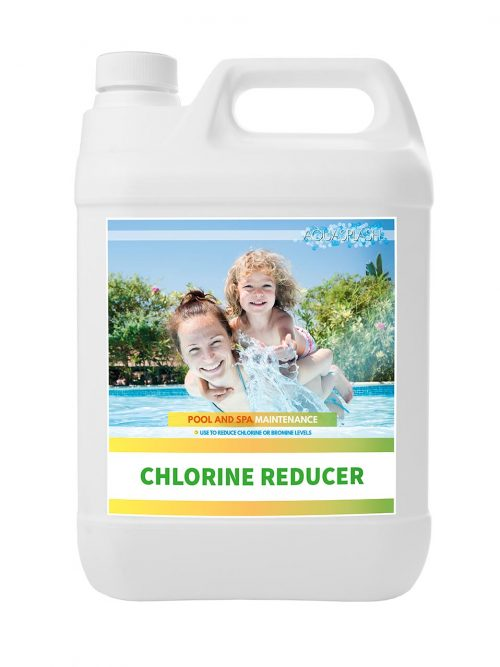 5kg aquasplash chlorine reducer swimming pool chemicals
