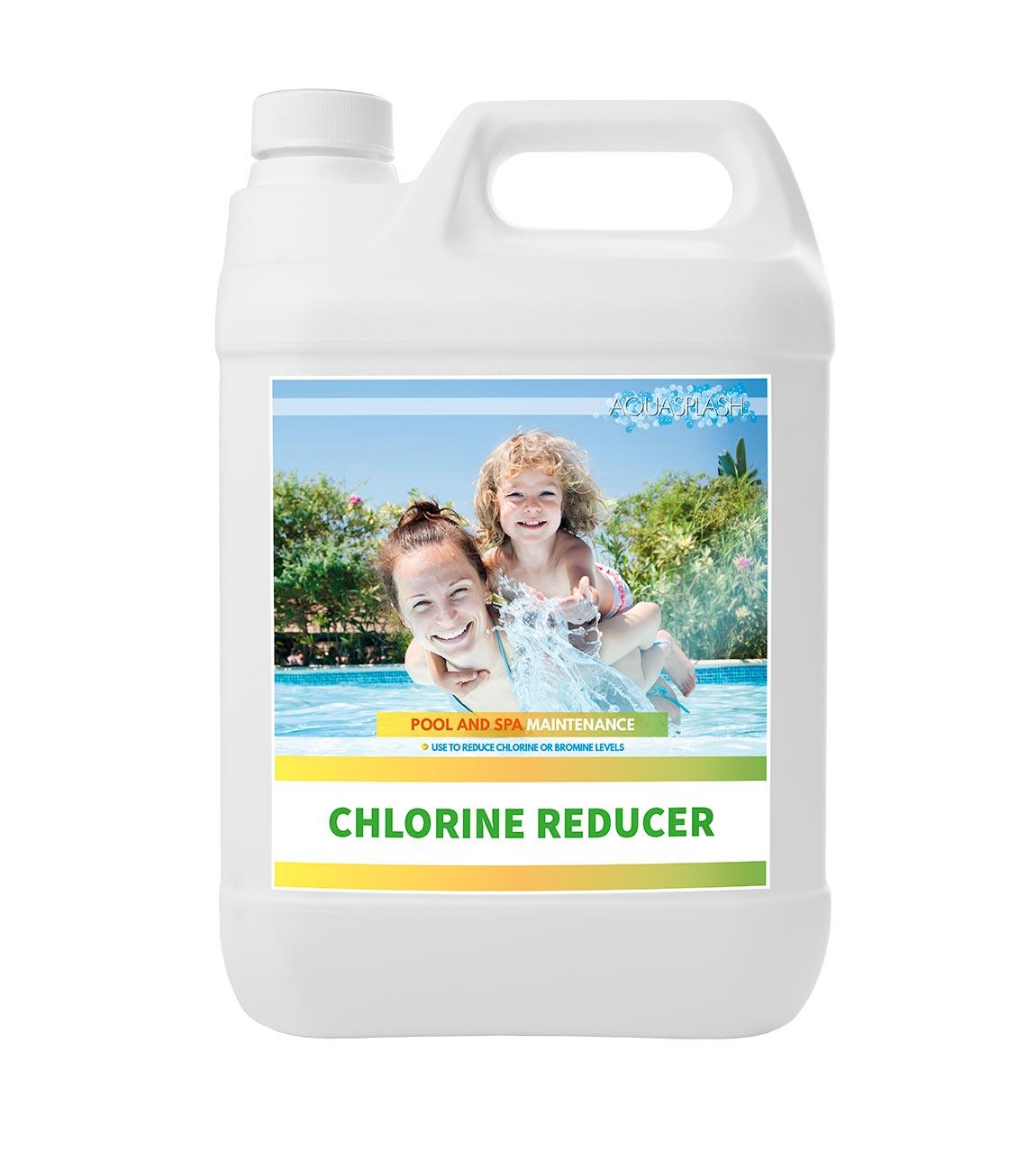 5kg aquasplash chlorine reducer swimming pool chemicals
