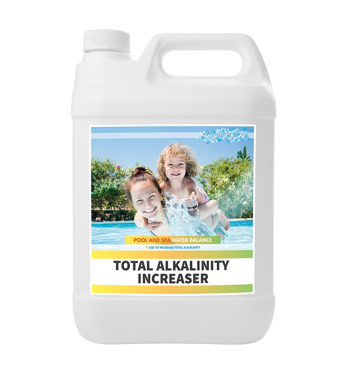 5kg aquasplash total alkalinity increaser swimming pool and spa chemicals