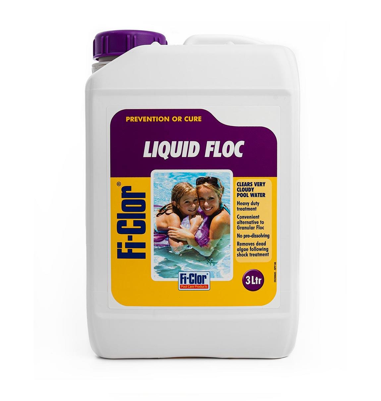fi-clor liquid floc 3ltr
