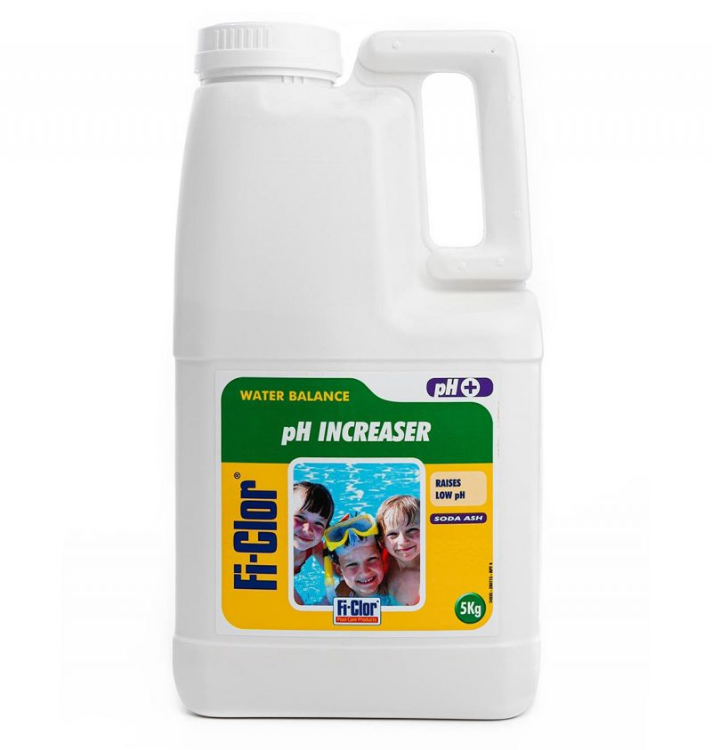 fi-clor ph increaser 5kg