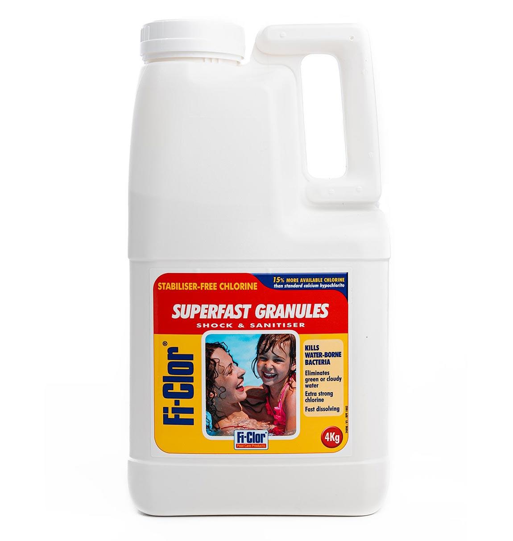 fi-clor superfast granules 4kg